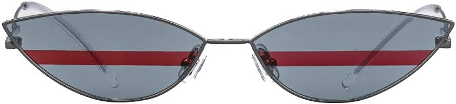 Gentle Monster cat eye sunglasses POXI 02(1M) case included