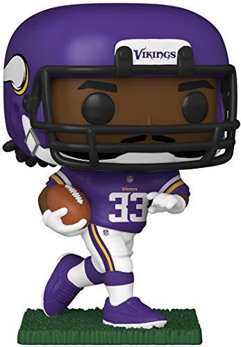 Funko- Pop NFL Minnesota Vikings-Dalvin Cook Figura coleccionable, Multicolor (50104)