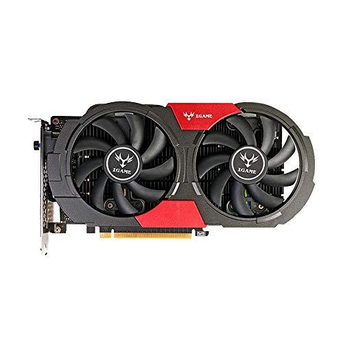 Colorful GTX 1050Ti NVIDIA Graphics Card GeForce iGame GTX1050 Ti GPU 4GB GDDR5 128bit PCI-E X16 3.0...
