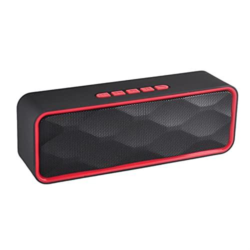 Subwoofer de la voiture, haut-parleur audio avec service vocal, musique de flux, intercom intégré, synchronisation des haut-parleurs pour la maison audio,...