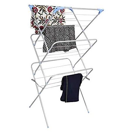 Peng Essentials 3 Tier Clothes Laundry Dryer Concertina Indoor Outdoor Patio Horse Towel. (Concertina)