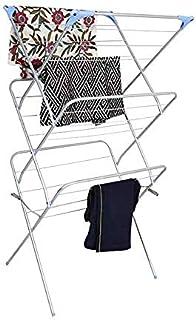 Peng Essentials 3 Tier Clothes Laundry Dryer Concertina Indoor Outdoor Patio Horse Towel.