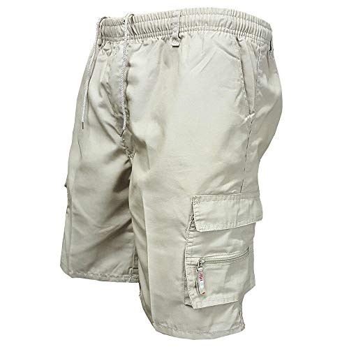 Männer Sommer Cargo-Shorts Casual Tasche Shorts Männer Jogger Gesamt Kurze Hosen Plus Größe Jogginghose-Color_5_Asian_Size_S_Vereinigten_Staaten