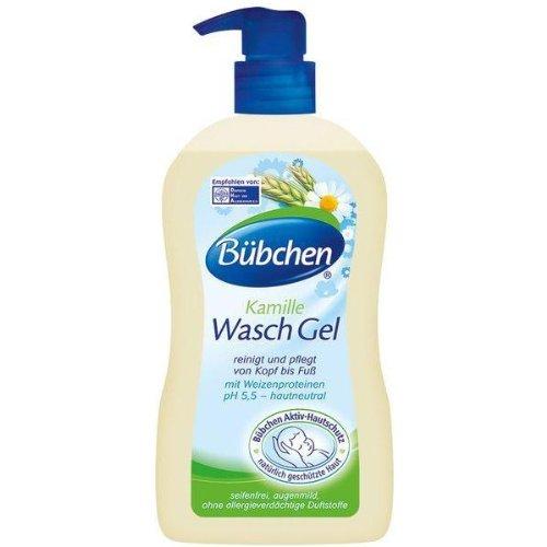 Bübchen Baby Wasch Gel 400 ml