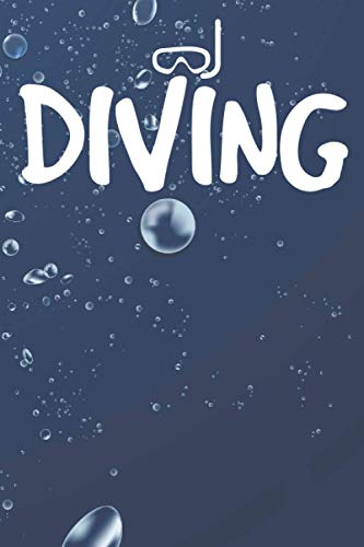 Diving: Taucherlogbuch zur Aufzeichnung...