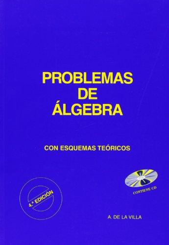 Problemas de álgebra con esquemas teóricos
