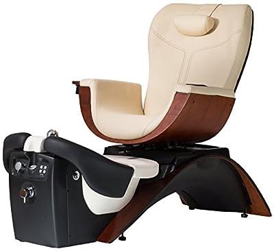 Continuum Maestro Pedicure Spa Chair In (FOSSIL)