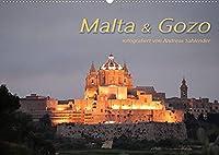 Malta & Gozo (Wandkalender 2022 DIN A2 quer): Stimmungsbilder der Mittelmeerinseln (Monatskalender, 14 Seiten )