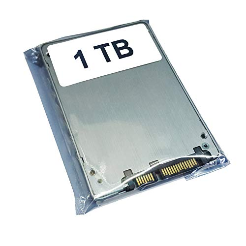 1TB (1000GB) SSD Disco Duro, componente Alternativo, Adecuado para Toshiba Satellite L50-B-24V