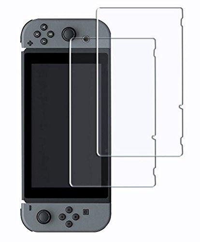 Kepuch 2 Stuks Gehard Glas Beschermfolie Schermen voor Nintendo Switch Nintendo Switch