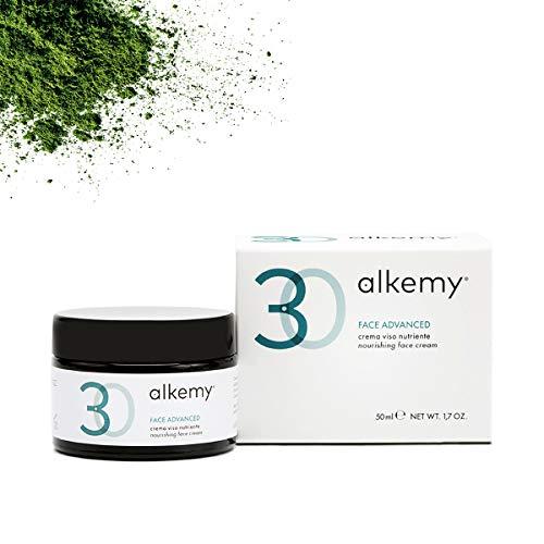 ALKEMY Crème Visage Anti-Rides - Acide Hyaluronique et Collage Marin - Forte Action Anti-âge avec Effet Lifting - Crème Hydratante Testée sous contrôle Dermatologique - Face Cream 3.0