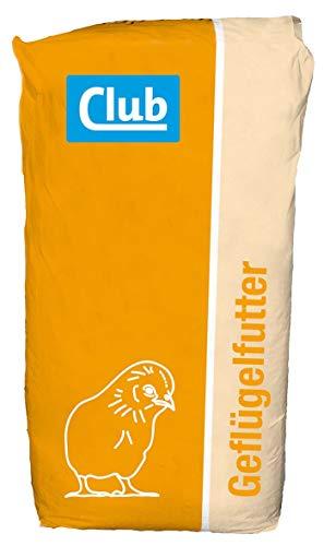 Club Legemehl Goldgelb 25 kg Legehennen Alleinfutter Legemehl Hühnerfutter Geflügelfutter