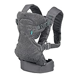 Infantino Convertible Baby Carrier For Plus Size Mom