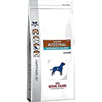 Lightweight digestible foods suitable for dogs with gastrointestinal disorders. Royal Canin Gastro Intestinal Moderate Calorie is a dog food suitable for digestive disorders for which a low fat diet is recommended. Royal Canin Gastro Intestinal Moder...
