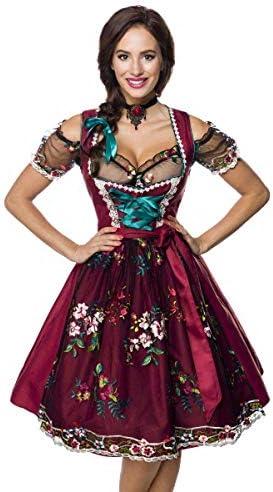 le costume traditionnel du costume traditionnel Du chemisier à manches bouffantes De DIRNDLINE
