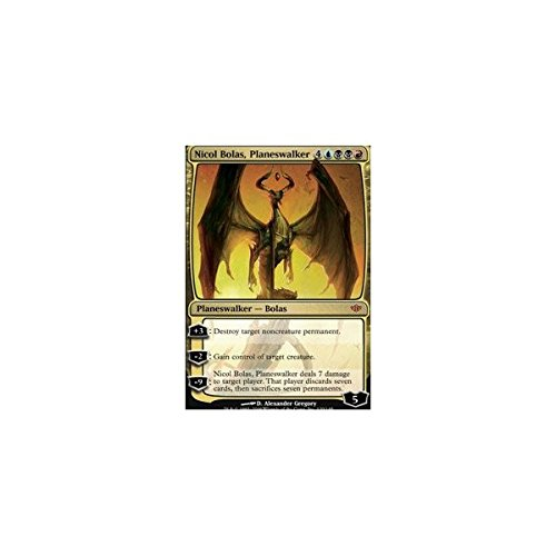 Magic: the Gathering - Nicol Bolas, Planeswalker - Conflux by Magic: the Gathering