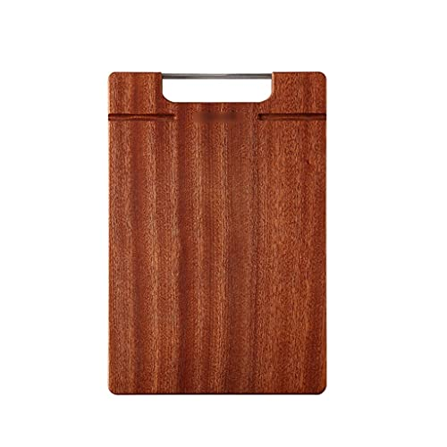 Hangable Wooden Cutting Board Chopping Board Food Slice Cut Chopping Block Bar Kitchen Tools Home Accessories (Size : Large)