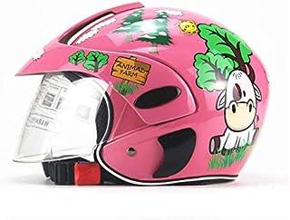 Children Helmet Motorcycle Harley Battery car Baby Children`s Helmet Autumn Winter hat ski Helmet ice Skating Helmet,Helme...