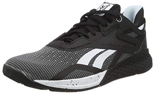 Reebok Nano X, Zapatillas de Deporte Mujer, Coral Negro, 40.5 EU