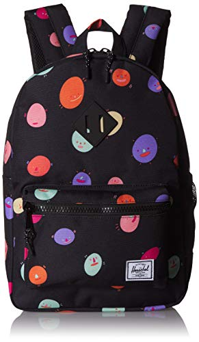 Herschel Unisex-Kinder Heritage Youth Children's Backpack, Polka People, 16L