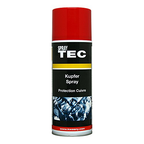 Kwasny 235 040 Auto-K Spray TEC Kupfer-Spray Schutz Bremsen 400ml
