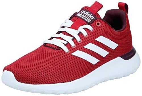 Adidas Lite Racer CLN Zapatillas para Hombre, Color Active Maroon/Footwear White/Maroon, 10