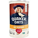 Quaker Oats Heart Healthy Old Fashioned Oats - 42oz (Pack of 2)