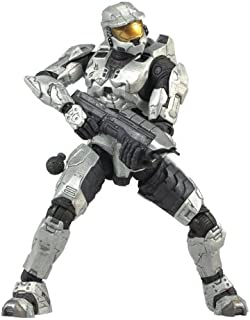 McFarlane Toys Halo 3 Series 1 - Spartan Soldier Mark VI Armor (White)