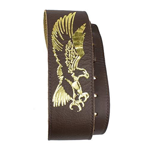 Perri's Leathers Ltd. - Correa para Banjo - Cuero - Águila Voladora...