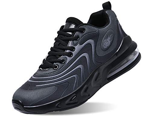 SINOES Herren Laufschuhe Atmungsaktiv Sportschuhe Turnschuhe Trainers Running Fitness Sneakers