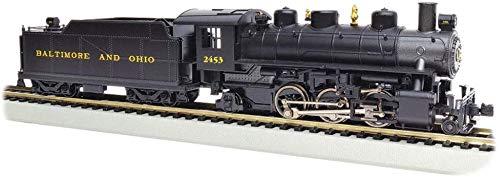 Bachmann Spur HO Dampflok 2-6-2 Baltimore & Ohio mit Rauch