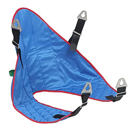XUNN Imbracatura di Spostamento, Tavola di Trasferimento, Dispositivo di Supporto del Letto Sollevabile per Il Paziente,Cuscino del Sedile di Trasferimento per Disabili, Cuscino Posteriore,#1