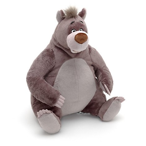 Disney Peluche Baloo Taille M