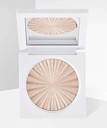 OFRA-Highlighter. shade is BLISSFUL (golden-bronze with rose undertones) 0.35oz compact