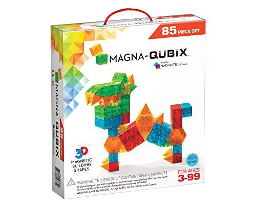Magna Qu-Bix 85-Piece Set