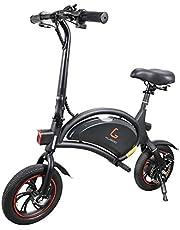 SUMEND EU Magazijn Kugoo Kirin B1 Elektrische Fiets voor Volwassen 250 W Motoren Max Snelheid 25 km/h Tot 25 km Gewicht Slechts 12 kg