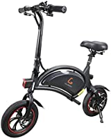 EU warehouse DANTENAI Elektrische step Kugoo Kirin B1 Elektrische fiets voor volwassenen, 250 W-motoren, maximumsnelheid...