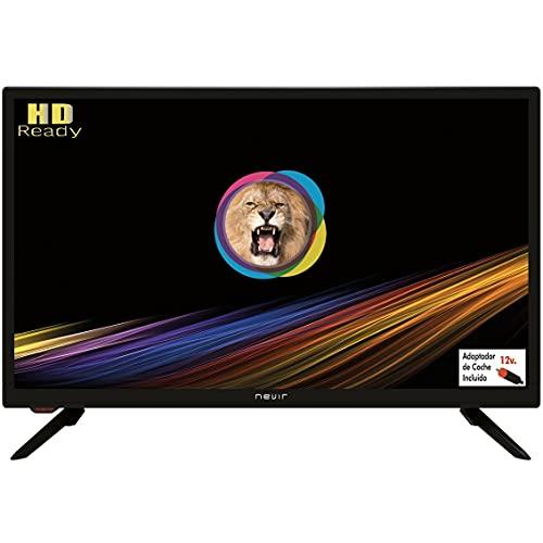 Nevir TV LED NVR-7711-24RD2 Negro 12v TDT2