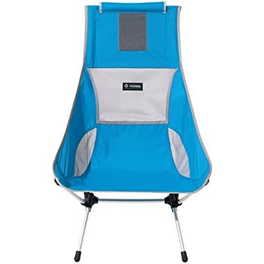 Big Agnes Helinox - Chair Two Rocking Camping Chair, Swedish Blue
