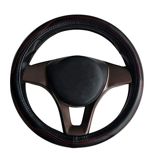 Couvre-volant de voiture universel 38 cm respirant, antidérapant, accessoire de protection pour w203 w204 w205 w211 gla glc glk ml