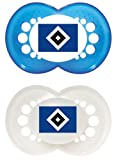 MAM 180810 - Original, Football, Bundesliga: Hamburger SV, 5-20 Monate, Silikon