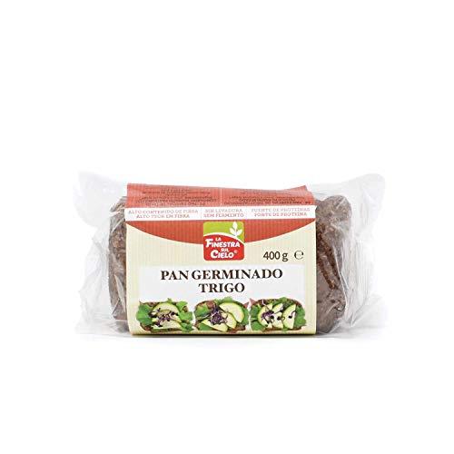 Pan de trigo germinado - La Finestra Sul Cielo - 400g