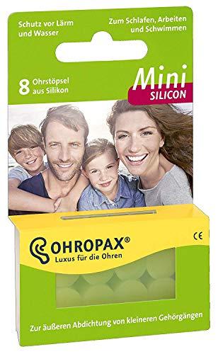 Ohropax Mini Silicon (1 x 8 Stück)