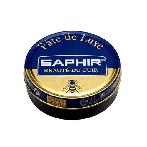 Saphir Beaute Du Cuero Pate Deluxe Muy Brillante Betún