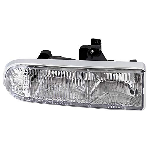 02 chevy s10 headlight assembly - 1