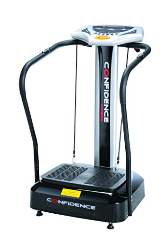 Confidence Fitness Full Body Vibration Fitness Machine