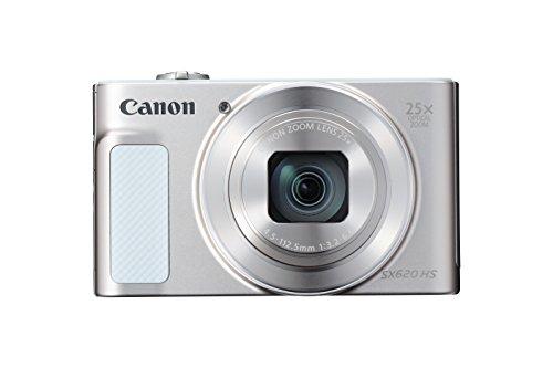 "Canon PowerShot SX620 HS Cámara compacta 20.2MP 1/2.3"" CMOS 5184 x 3888Pixeles Blanco - Cámara digital (20,2 MP, 5184 x 3888 Pixeles, CMOS, 25x, Full HD, Blanco)"