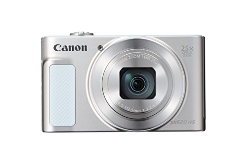 Canon 1074C013 PowerShot SX620 HS Digital Camera - Wh