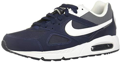 Nike Herren Air Max Ivo Laufschuhe, Negro / Blanco (Obsidian / White), 45 1/2 EU