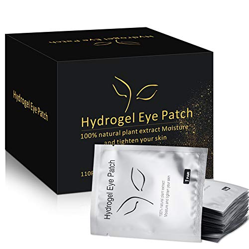 eye pads for eyelash extensions